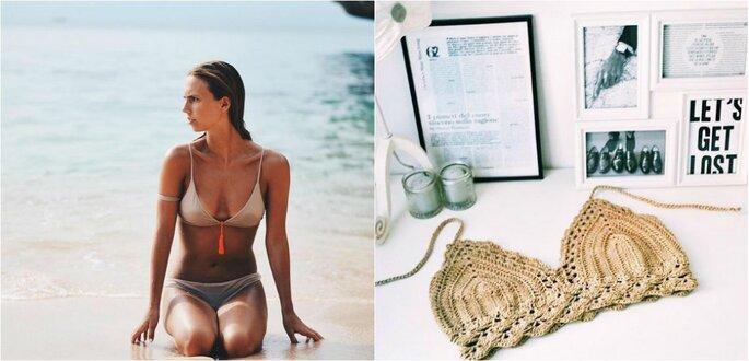Fotos vía Instagram Petra Swimwear