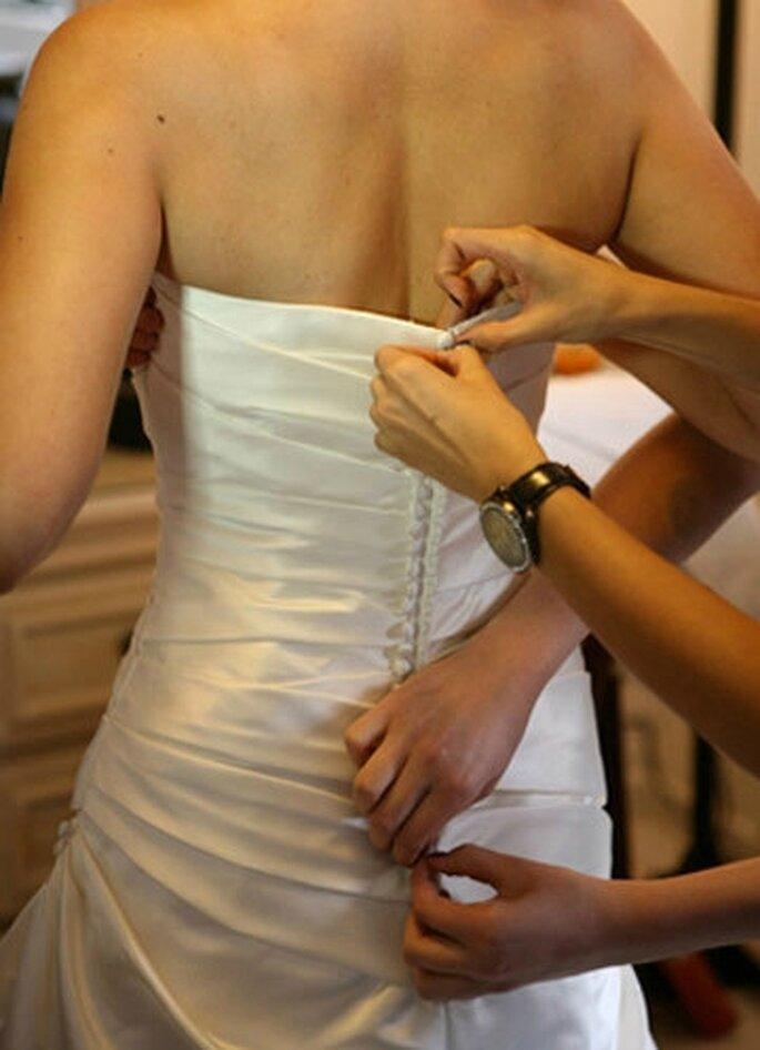 Organizar mi boda paso a paso: ¿cómo quiero que sea mi vestido de novia?