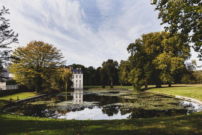 Domaine du Château de Verderonne - Lieu de réception pour votre mariage - Oise
