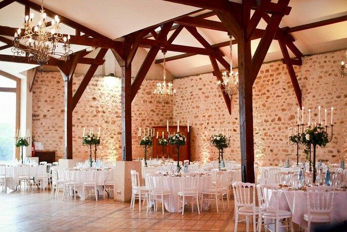 Domaine de Brunel - lieu de réception pour votre mariage - Val d'Oise