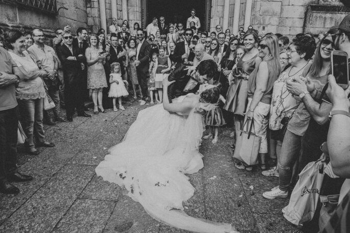 O baile dos noivos