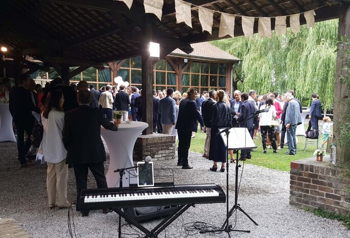 Charlie Piano - Animation de mariage - Nord (59)