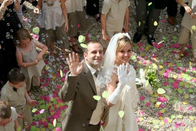 Organisation du mariage clé en main ou partielle, à vous de choisir ! Photo : Life Event Planner