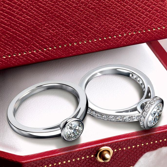 CARTIER Verlobungsringe