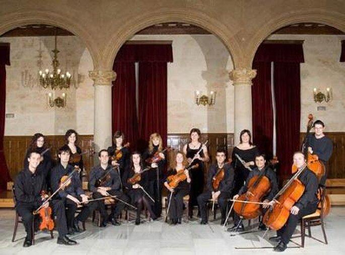 Orquestas para bodas