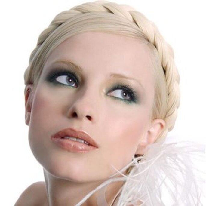 Свадебная видеосъемка. невесты с таким макияжем будет обворожительной.