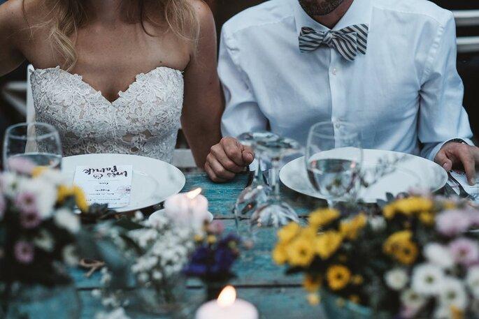 tema de casamento: amarelo