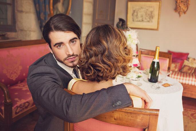 Photo : Nathalie Codant. Mise en scène : Moovcoiffure34