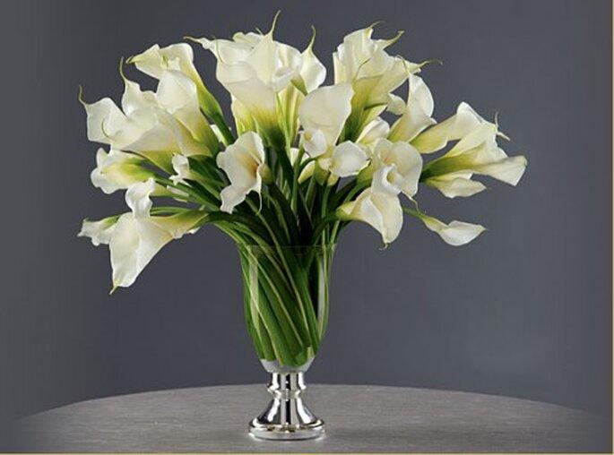 Vera Wang Presenta Su Nueva Colección De Diseños Florales