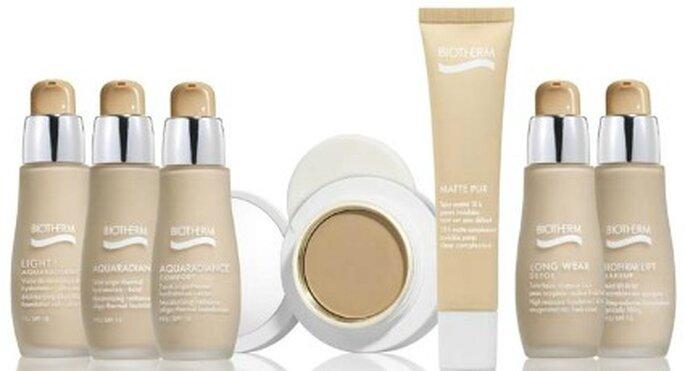 Gama maquillaje Biotherm antibrillos