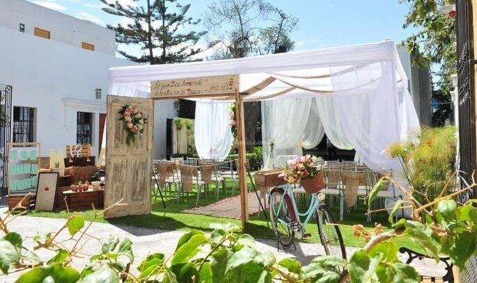 Jessica Vargas Catering buffet matrimonios Arequipa