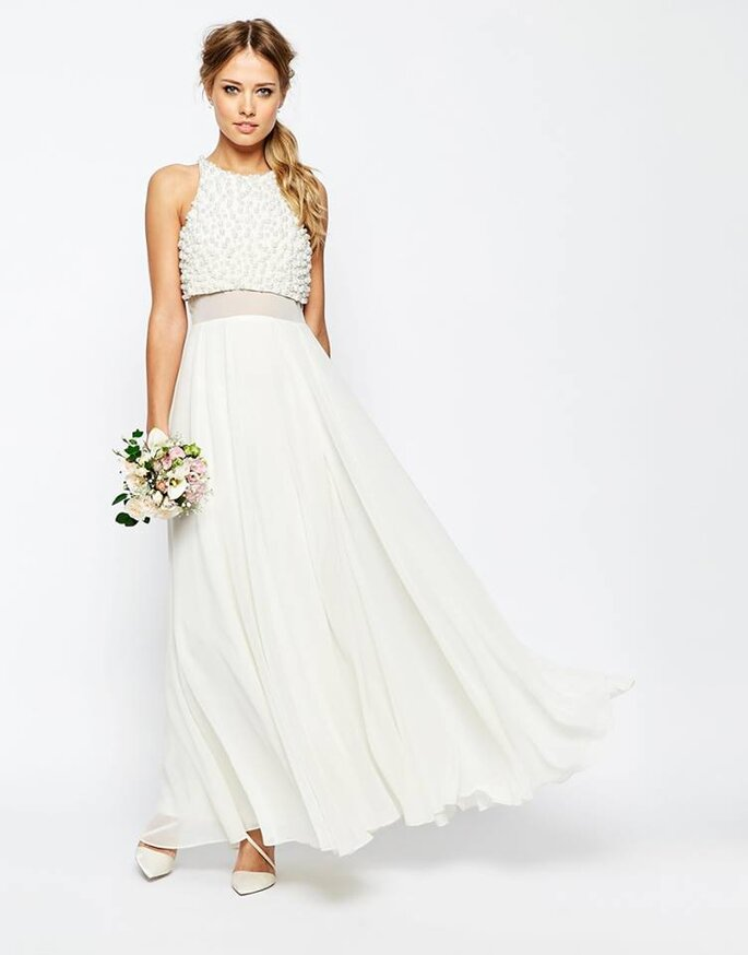 bb8412017641 Arriva il  fast fashion  anche per la sposa  dalla A di Asos alla Z ...