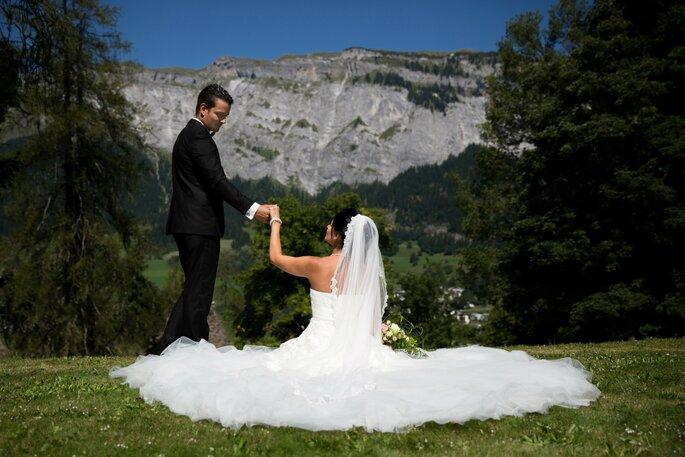 Hochzeit Waldhaus-Flims
