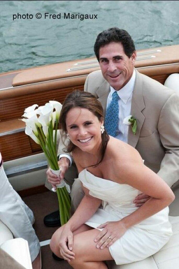 El mar cerca como testigo de tu boda