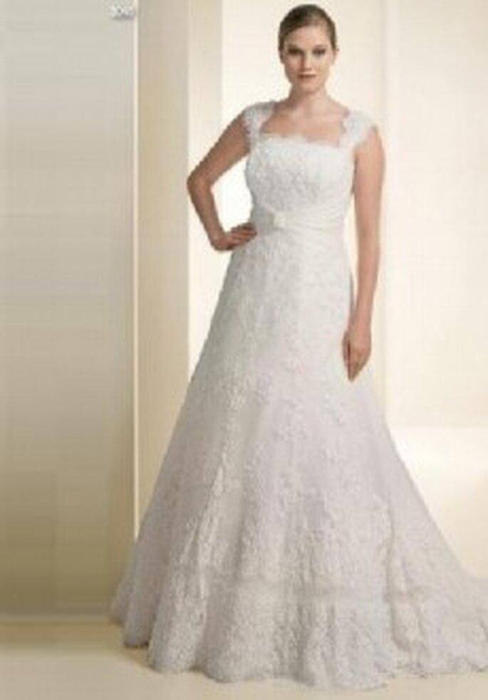 c93fd35e9 Colección de vestidos de novia para nosotras White One 2011 ...