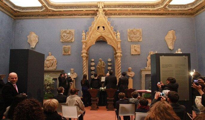 Museo Bardini. Foto via Ufficio Sampa Comune di Firenze -CGE Fotogiornalismo