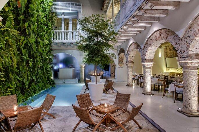 Restaurante Vera - Tcherassi Hotel + Spa
