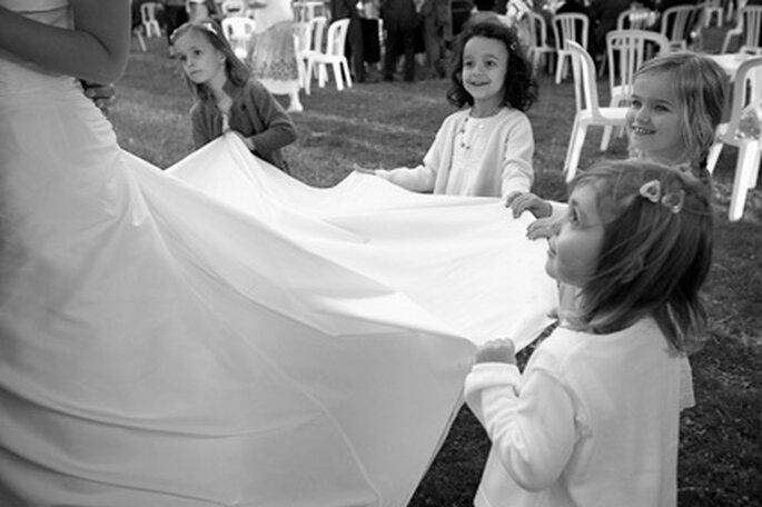 Real Wedding Elise et Cyril par Maxime Desessard