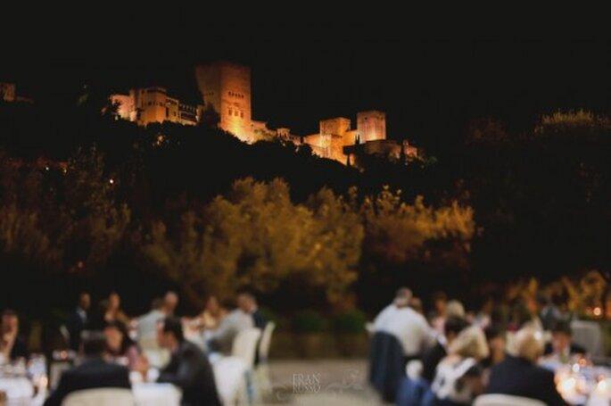 Menu de comida libanesa para tu boda. Fotografía Fran Russo