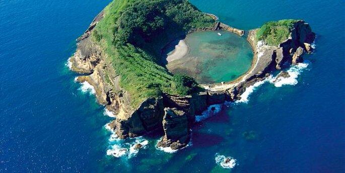 Ilheu de Vila Franca, São Miguel, Açores