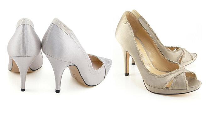 chaussure de la mariee