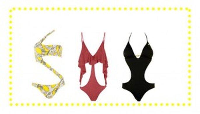 El bikini perfecto para tu luna de miel - Trikini