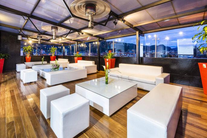 Hotel Cosmos 116 Hotel para bodas Bogotá