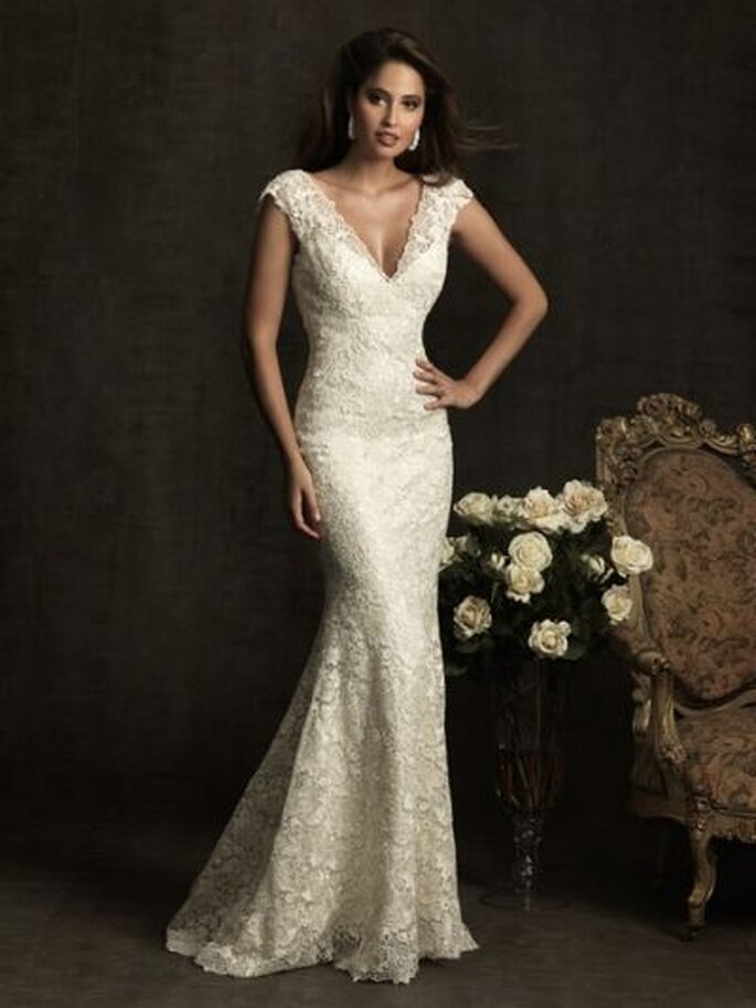 Allure Bridals Brautkleidkollektion 2013 - Brautkleid 8903