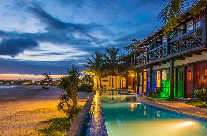 Chez Pitu Praia Hotel. Foto: divulgação