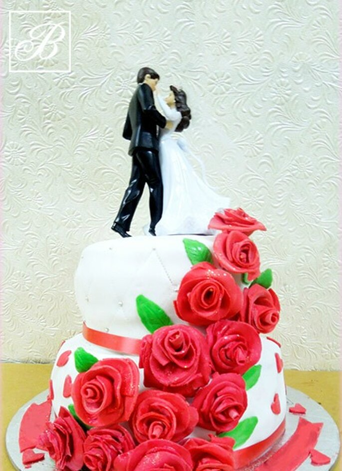 Photo: Exotic Cakes and Deserts.