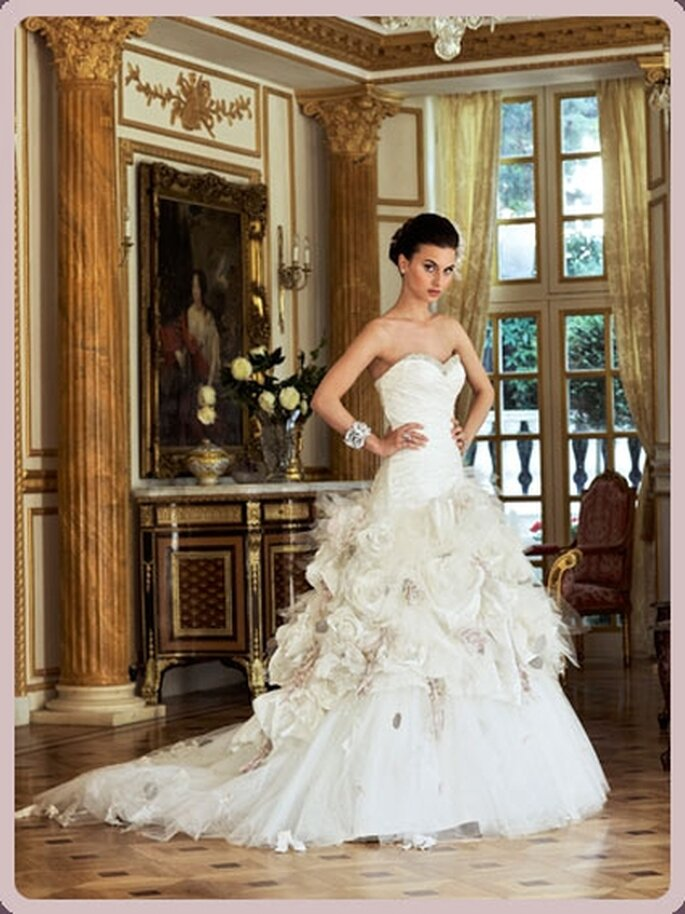 Ancora un modello Ian Stuart. Foto: Find That Dress