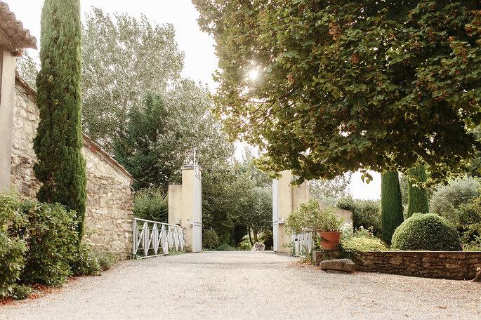Domaine de Blanche Fleur, lieu de réception dans le Vaucluse