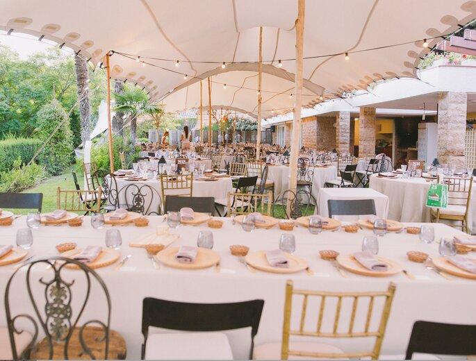 decoracion banquete boda