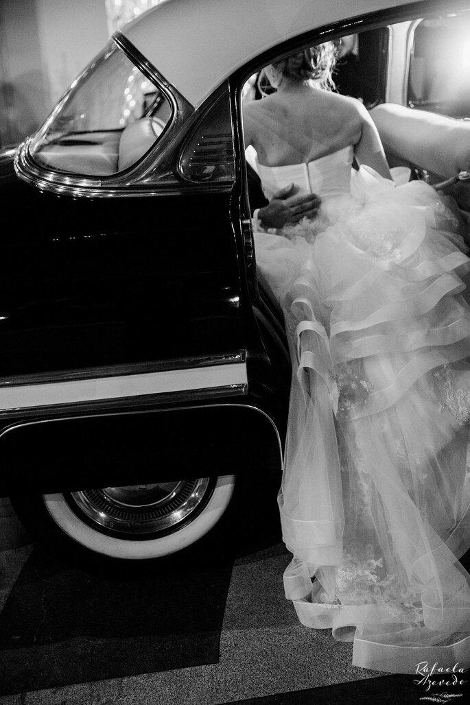 Casal no carro