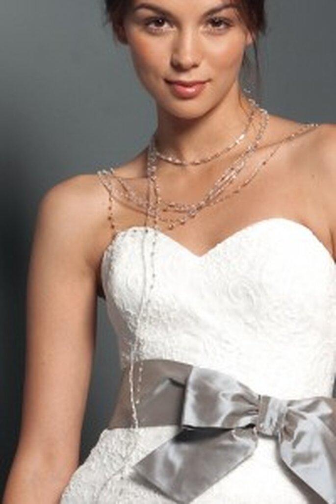 Cymbeline complementos originales de novia.