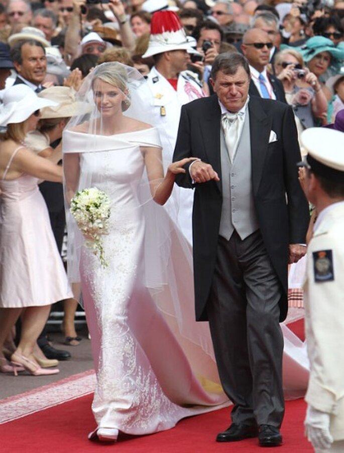 Vestido de novia Charlene