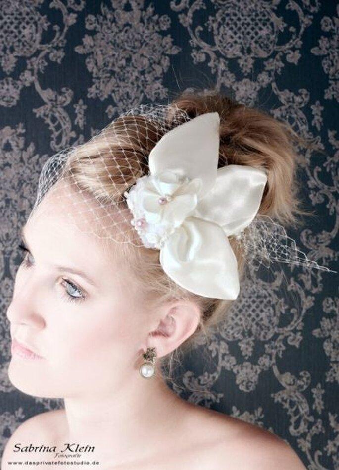 Accessoires für Ihre Brautfrisur - http://www.la-chia.de