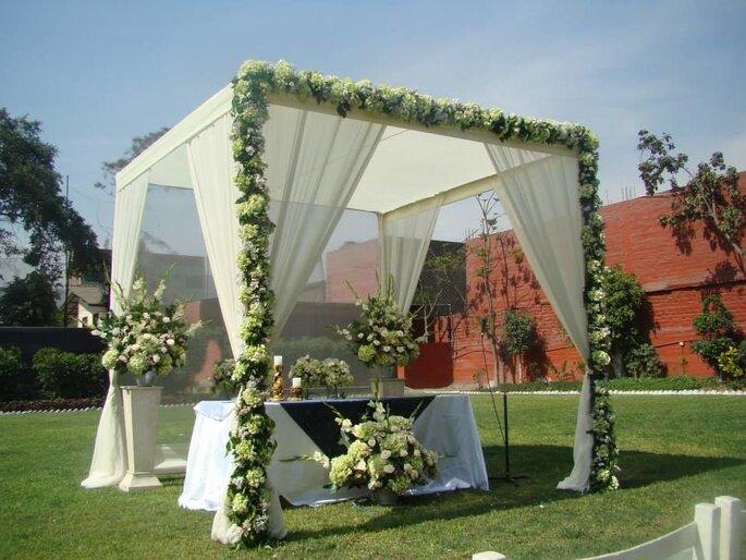 Vanessa J. Castañeda wedding planner Lima