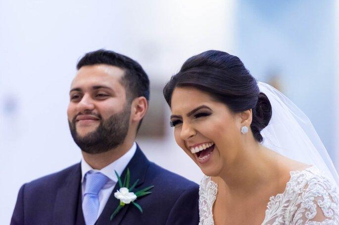 Celebre o seu casamento tranquila e feliz