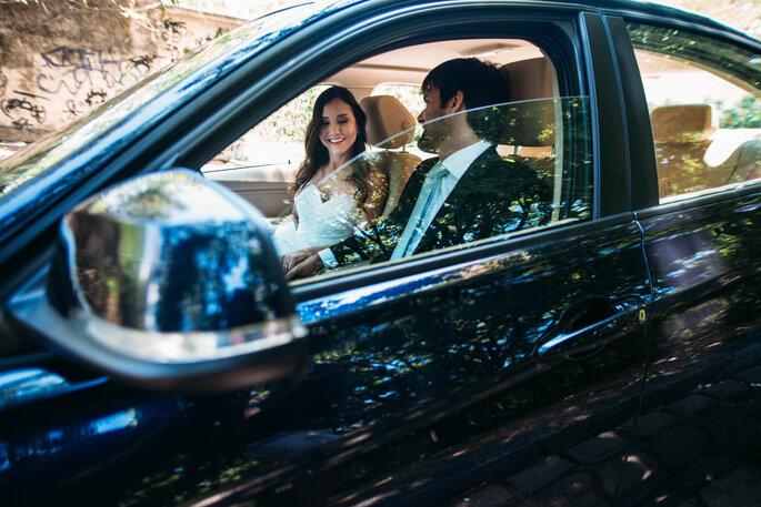 Cada casamento ou casal possui um estilo de carro, qual é o seu?