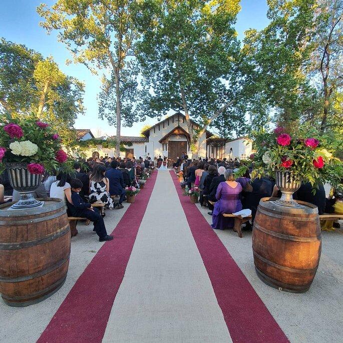 Alvarez Wedding wedding planner Providencia