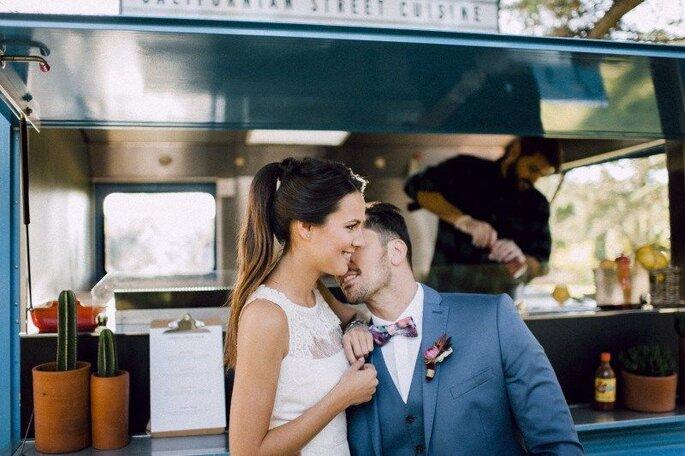 Catering de bodas original