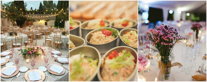 Cocotte Catering, Rex Catering y Catering Cinco