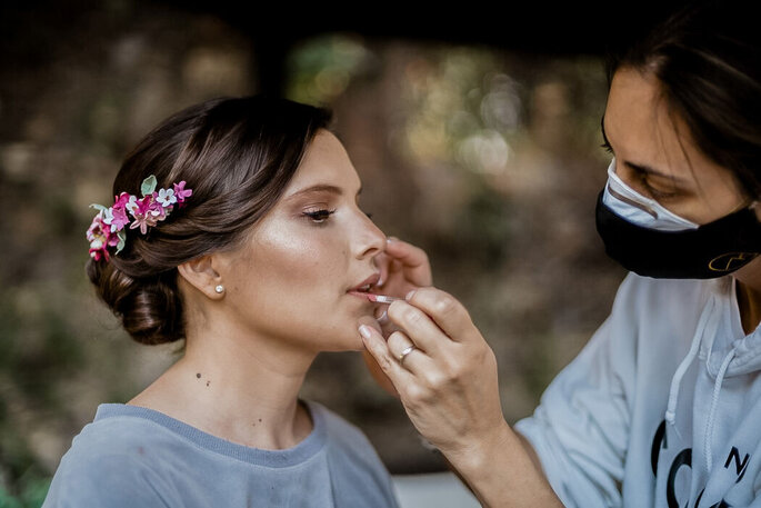 Annie Carrera Makeup Artist