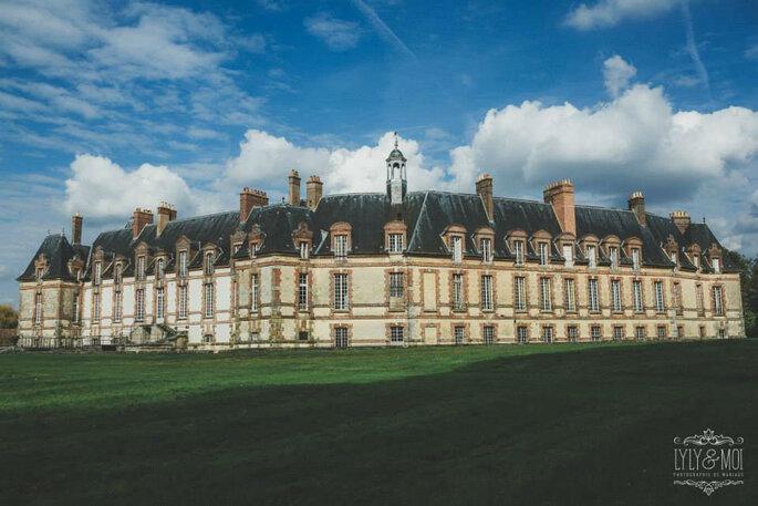 Château de Neuville, lieu de réception dans les Yvelines