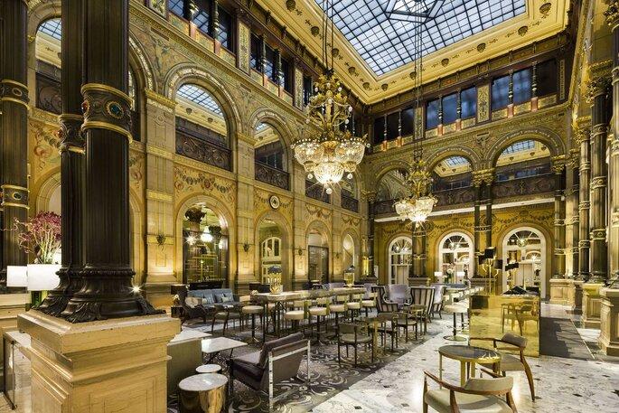 Hôtel Hilton Paris Opéra - Lieu de Réception - Paris (75)