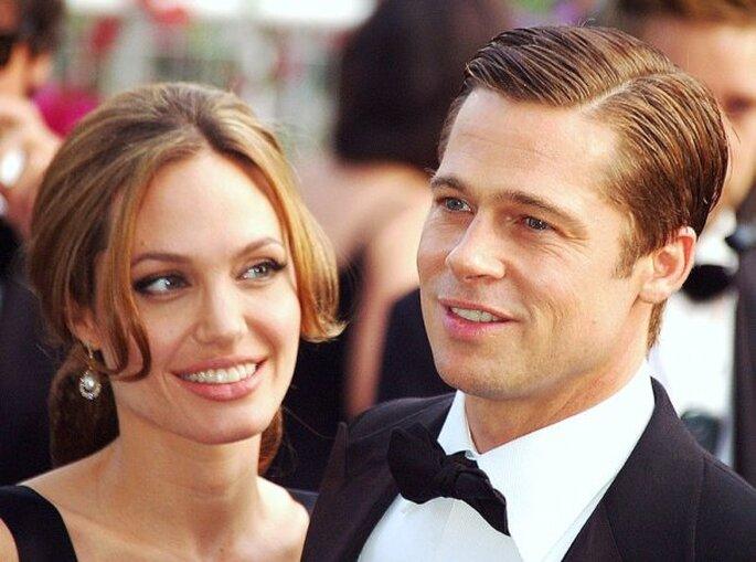 Angelina Jolie & Brad Pitt, Wiki Commons