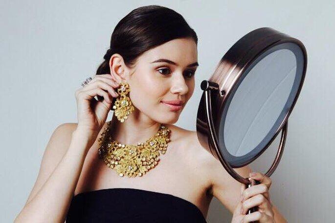 Photo: Jewels by Rakesh Khanna.