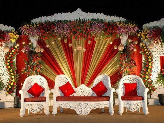 Photo: Gulmohor Banquet Hall.