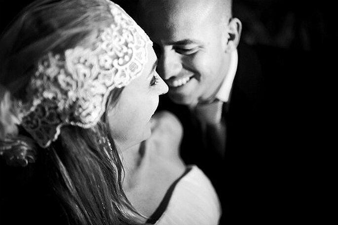 ¿Sabes cómo estar resplandeciente en tu boda? Foto: Layla Eloá